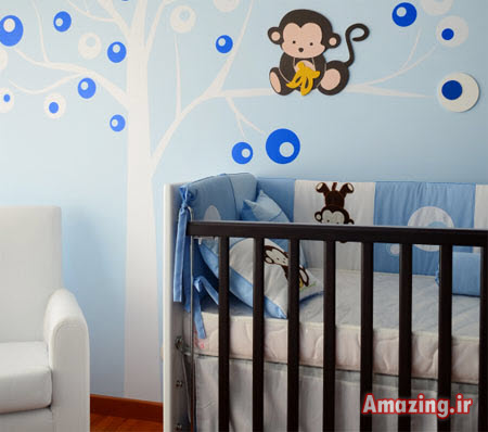 for Como decorar cuarto de bebe varon