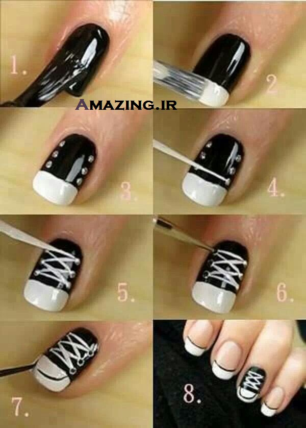 93 8 - Easy nail designs you can do at home ...