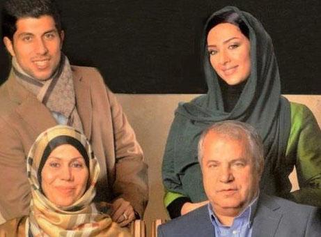 دختر علی پروین هم بازیگر شد + عکس