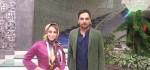 عکسی ازاحسان علیخانی در کنار بهنوش بختیاری