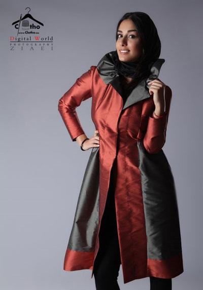 مدل مانتو 2013 از برند Clotho