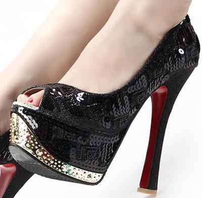 مدل های شیک کفش مجلسی 2013