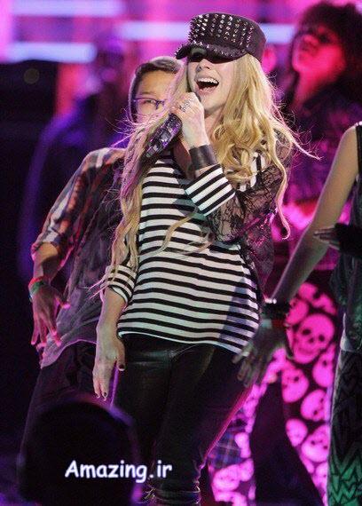 جدیدترین عکس های آوریل لاوین 2013 Avril Lavigne