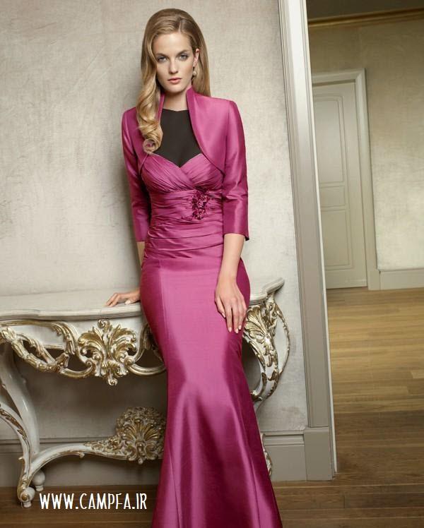 مدل های جدید لباس نامزدی 2014