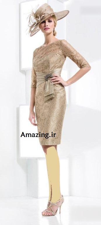 مدل جدید لباس مجلسی 2014
