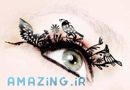 عوارض خطرناک تاتو کردن چشم ها