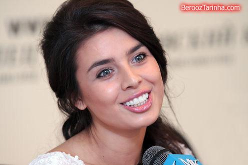 عکس های جدید زیباترین دختر روسی ۲۰۱۳