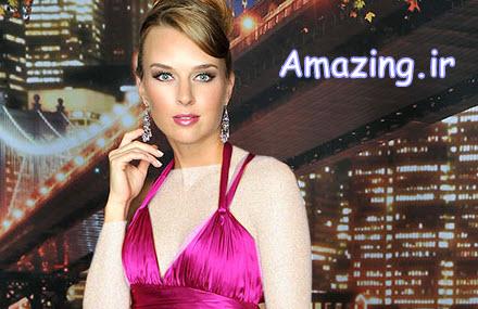 جدیدترین مدل لباس مجلسی و نامزدی 2014 پاریسی
