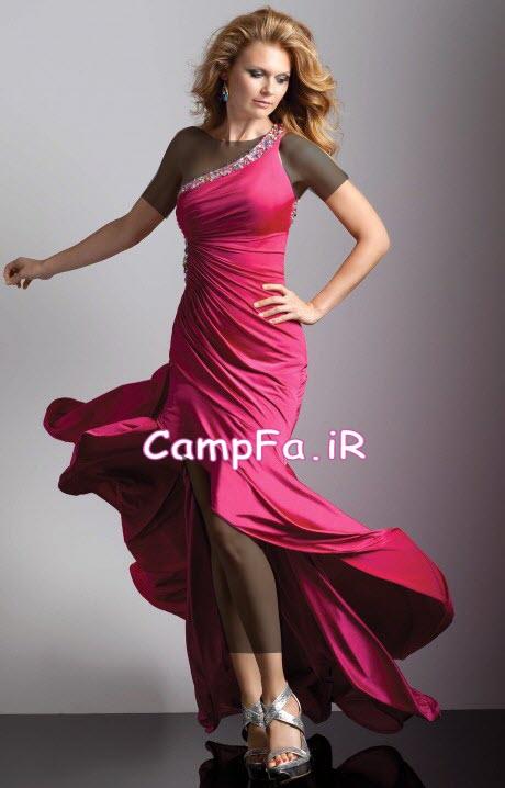 مدل های جدید لباس مجلسی زنانه 2014