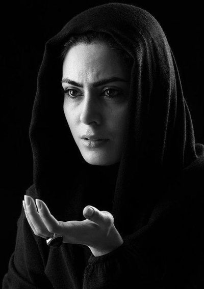 عکس های جدید و متفاوت از نیلوفر شهیدی 92