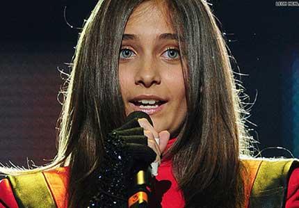 عکس های جدید پاریس جکسون دختر مایکل جکسون