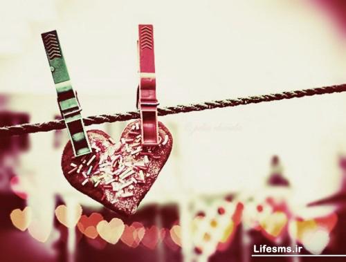 عکس های عاشقانه و احساسی با موضوع قلب 92