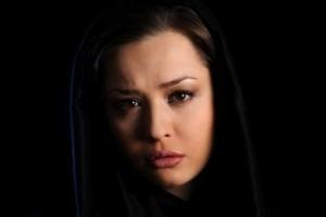 عکس مهراوه شریفی نیا,مهراوه شریفی نیا در نقش ثریا زن شاه