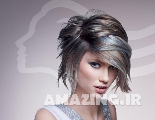 مدل مو ,ترکیب رنگ مو, ترکیب رنگ مو سال , مدل رنگ مو