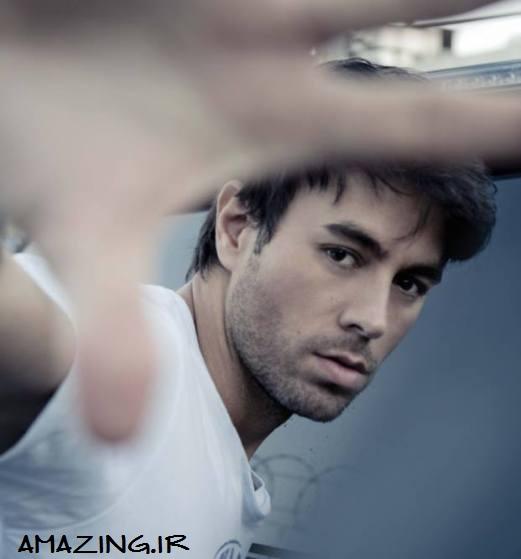 عکس های جدید انریکه مهر 92 - Enrique Iglesias