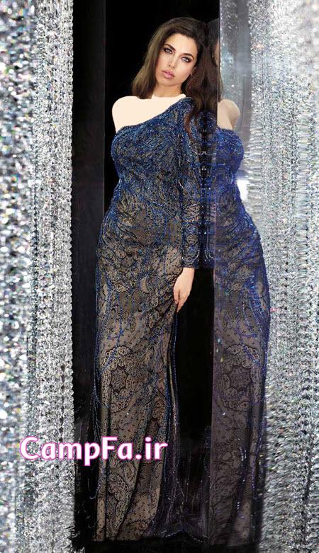 مدل لباس شب sherri hill 2014