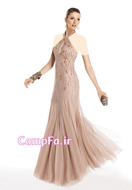 مدل لباس شب پرونویا