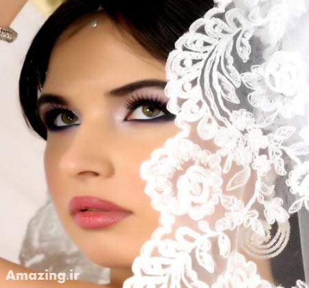 آرایش عروس , مدل مو عروس