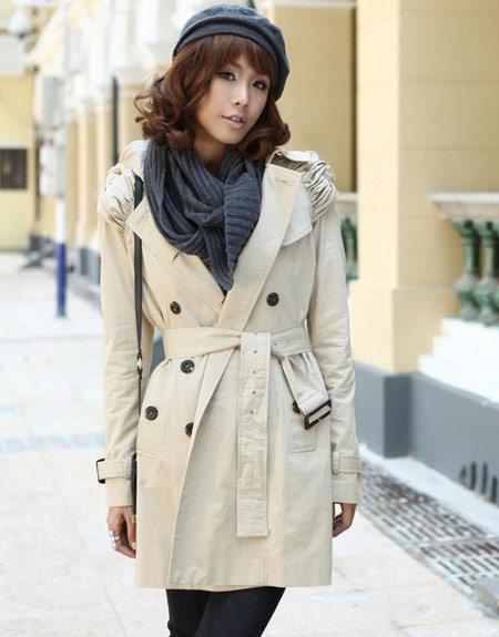 مدل پالتو دخترانه کره ایی