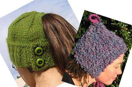 مدل کلاه بافتنی دخترانه و زنانه زمستان 92