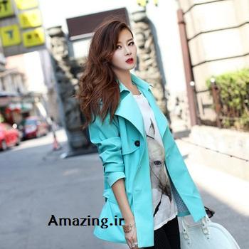 مدل مانتو دخترانه کره ایی 2014