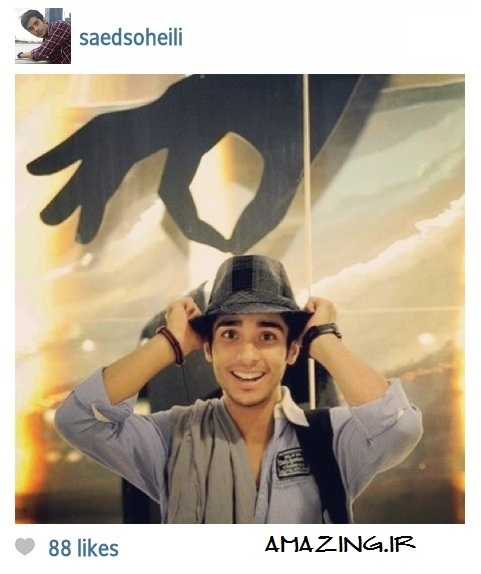 جدیدترین عکس های بازیگران در اینستاگرام