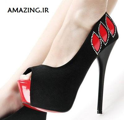 مدل های جدید کفش مجلسی 2014