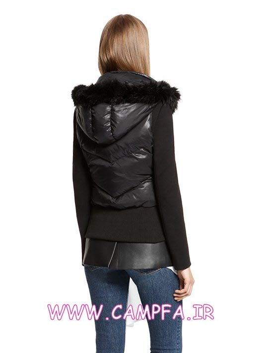 مدل  کت و پالتو زنانه زمستانی 2014