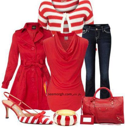 ست لباس 2014,مدل لباس زمستانی 92