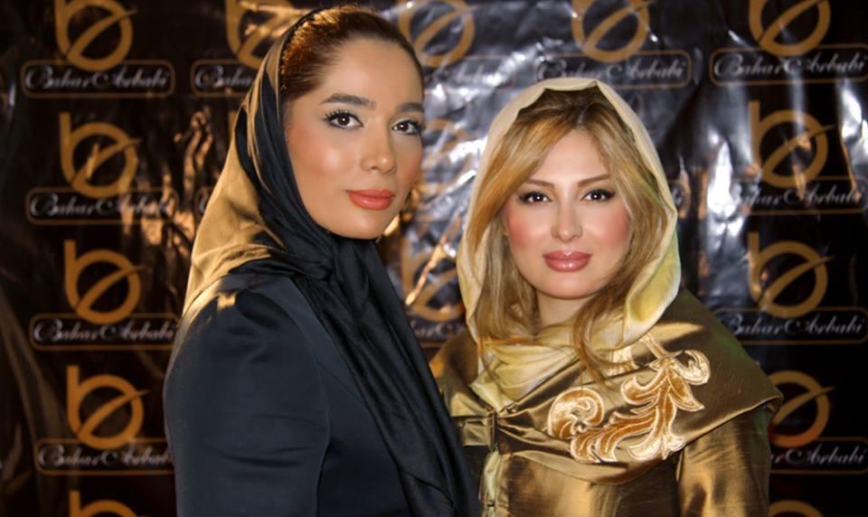 تک عکس بازیگران زن آذر 92 , عکس جدید نیوشا ضیغمی
