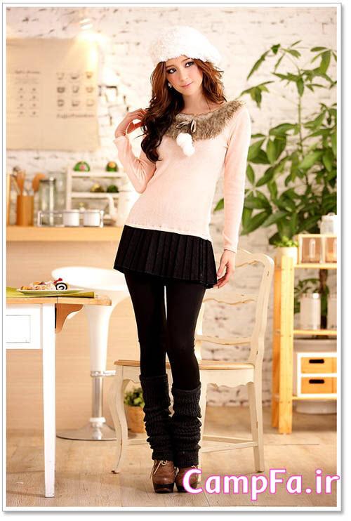 مدل لباس کره ایی 2014  , مدل لباس دخترانه 2014