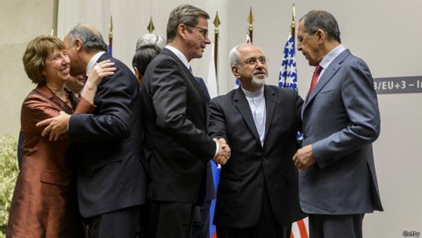 متن تفاهم ایران با 5+1