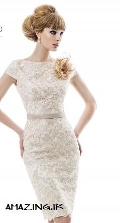 مدل لباس مجلسی 2014 , لباس مجلسی کوتاه , زنانه