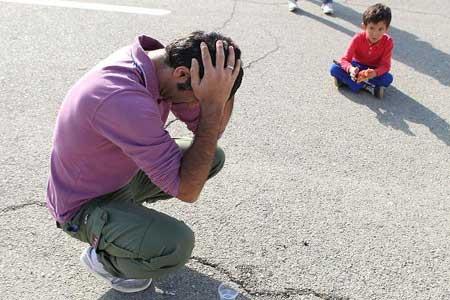 عکس های پژمان جمشیدی , عکس پژمان جمشیدی در فیلم جدیدش