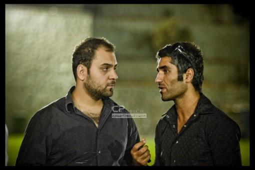 عکس های پژمان جمشیدی , پژمان جمشیدی با بازیگران
