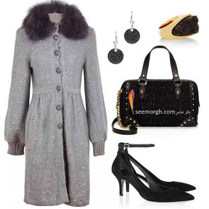 مدل لباس زمستانی 2014