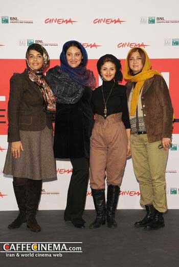 عکس بازیگران زن در رم , عکس بازیگران زن با تیپ متفاوت