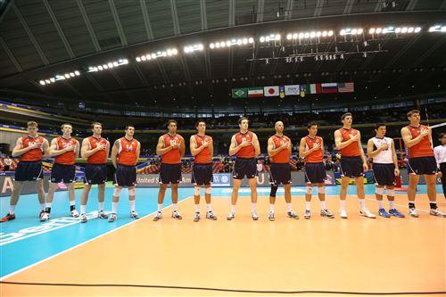 عکس های بازی والیبال ایران و امریکا اذر 92