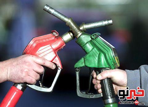قیمت بنزین در سال 93