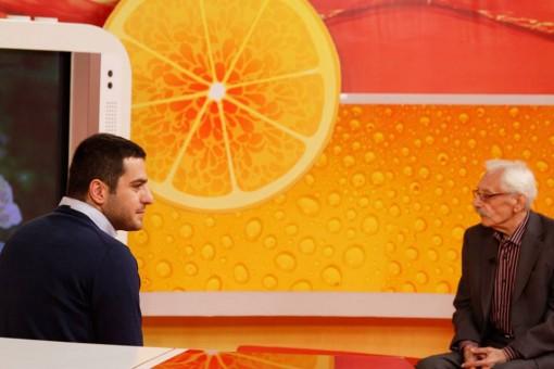 جدیدترین عکس های علی ضیا , علی ضیا , مجری ویتامین 3