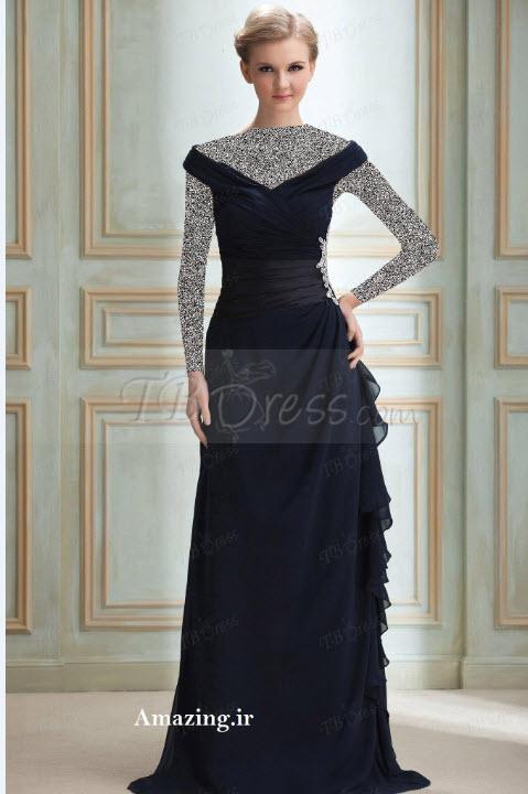 مدل لباس مجلسی ماکسی 2014 , مدل لباس مجلسی بلند , مدل لباس مجلسی شیک 2014