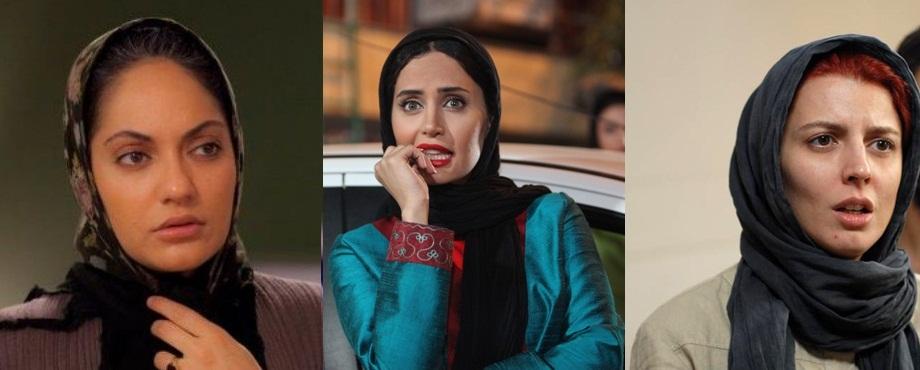 بهترین سوپر استار زن ایران , نتیجه نظرسنجی انتخاب بهترین سوپر استار زن ایران, الناز شاکردوست , مهناز افشار