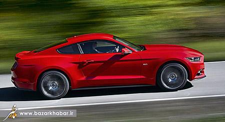 عکس هایی از ماشین فورد ماستنگ 2015 , فورد ماستنگ 2015