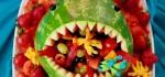 ایده های جالب و دیدنی از تزیین میوه ها برای شب یلدا