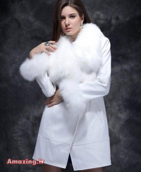 مدل پالتو خز دار , پالتو زمستانی