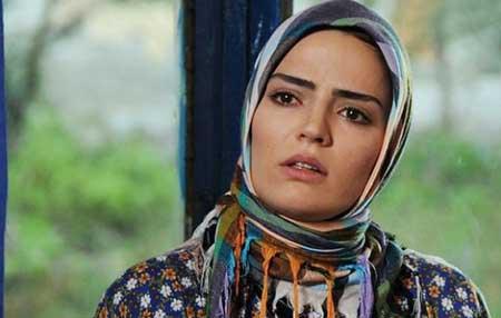 عکس سپیده خداوردی, سپیده خداوردی بازیگر سریال آوای باران