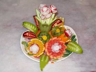 مدل هندوانه شب یلدا , مدل تزئین هندوانه شب یلدا 92, اموزش تزیین کردن هندوانه شب یلدا, عکس هندوانه شب یلدا