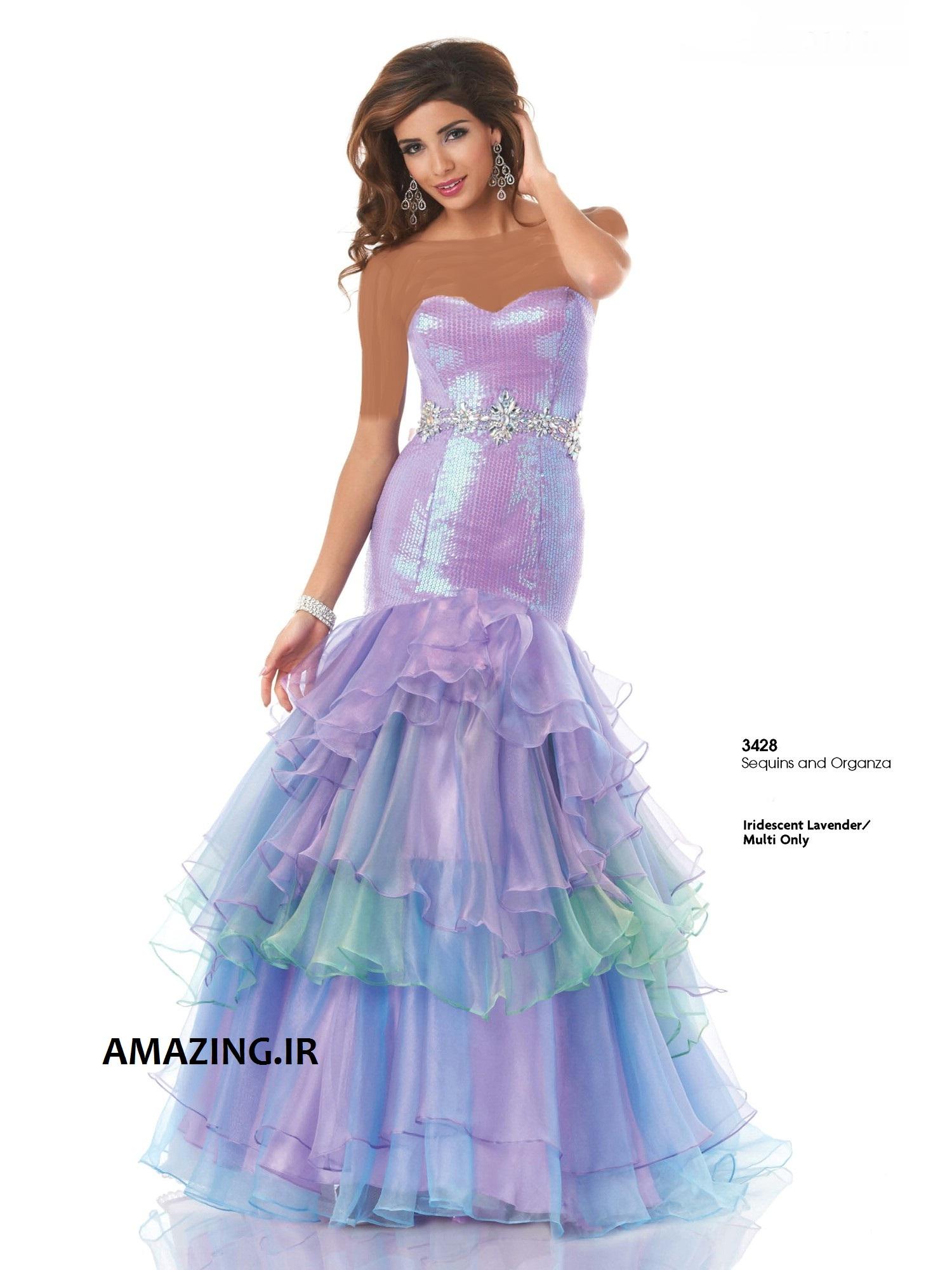 مدل لباس مجلسی 2014, مدل لباس مجلسی رنگ سال 2014 , مدل لباس مجلسی 93