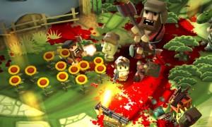 دانلود بازی جدید اندروید مینیگور ۲ : زامبی ها Minigore 2: Zombies v1.8