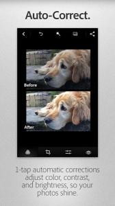 دانلود برنامه اندروید فتوشاپ اکسپرس Adobe Photoshop Express v2.0.500